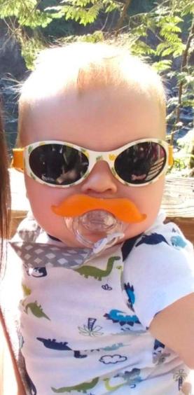 Baby Solo Sunglasses