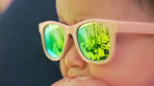 Baby Solo Baby Sunglasses